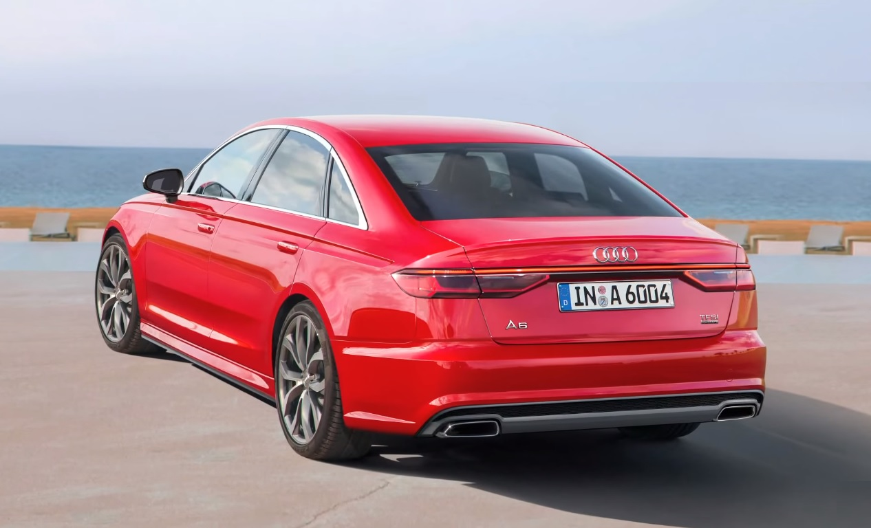 The 2017 Audi A6 Photos Revealed