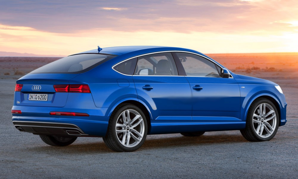 New Audi Q8 To Be With The A8 As Luxury Flagship