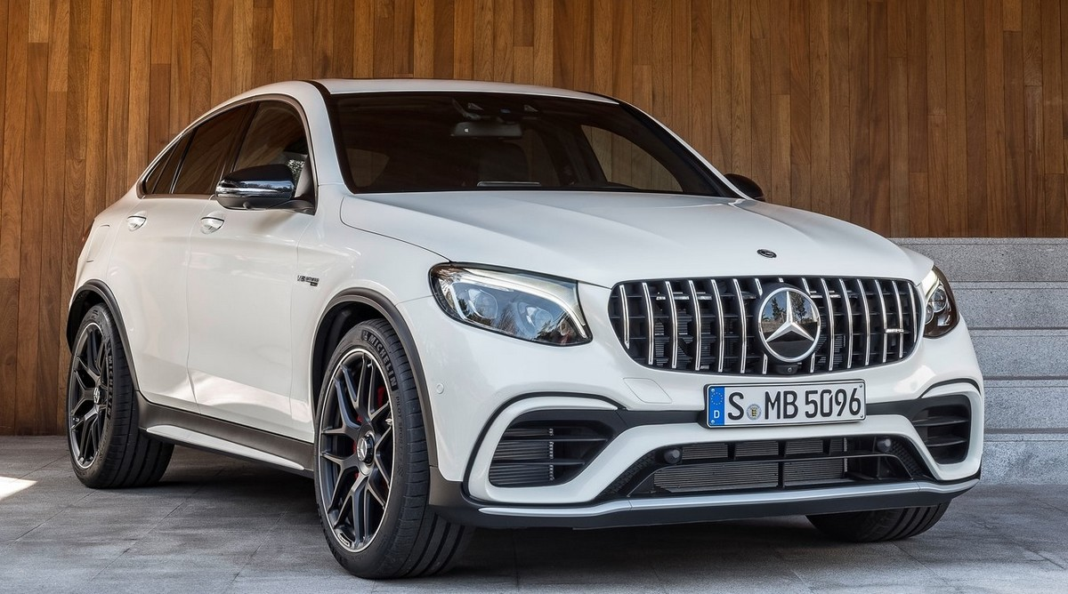 2018 mercedes benz glc63 s amg coupe for Mercedes benz glc 2018