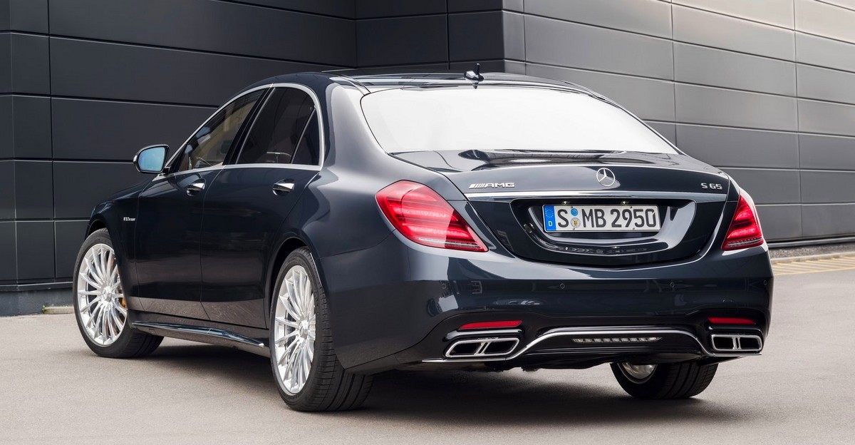 mercedes benz reveals the 2018 s class s63 s65 maybach