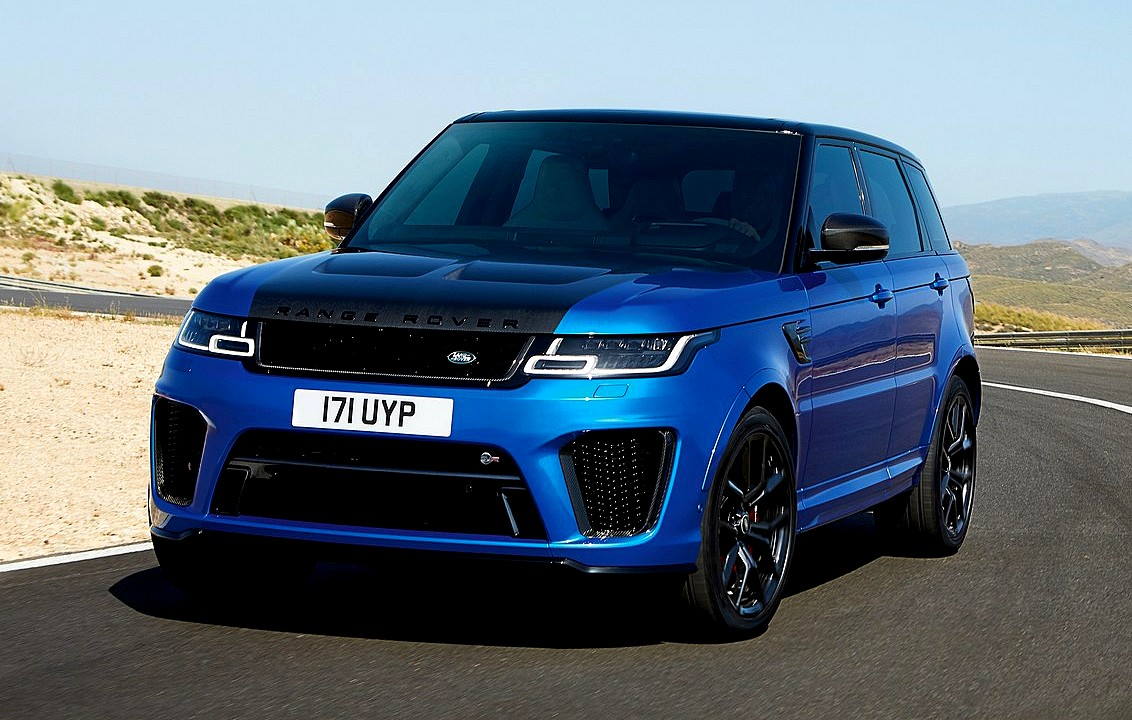 2018 range rover sport lineup revealed. Black Bedroom Furniture Sets. Home Design Ideas