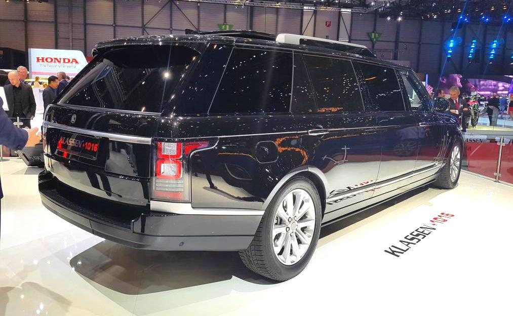 Klassen Range Rover Autobiography Stretched