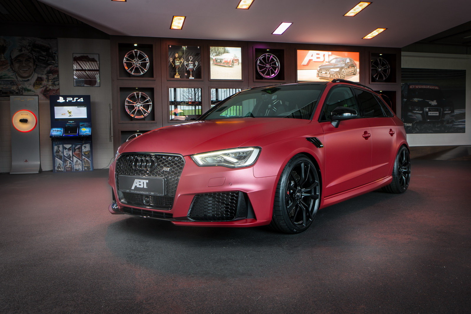 Audi Rs3 Gets Boosted To 440 Hp By Abt