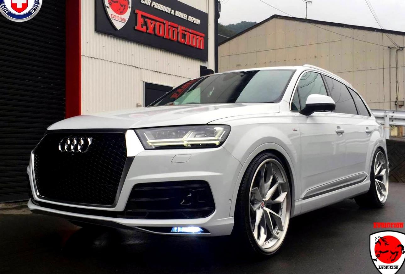 Audi Q7 E Tron Usa Release Date >> New Audi Q7   Autos Post