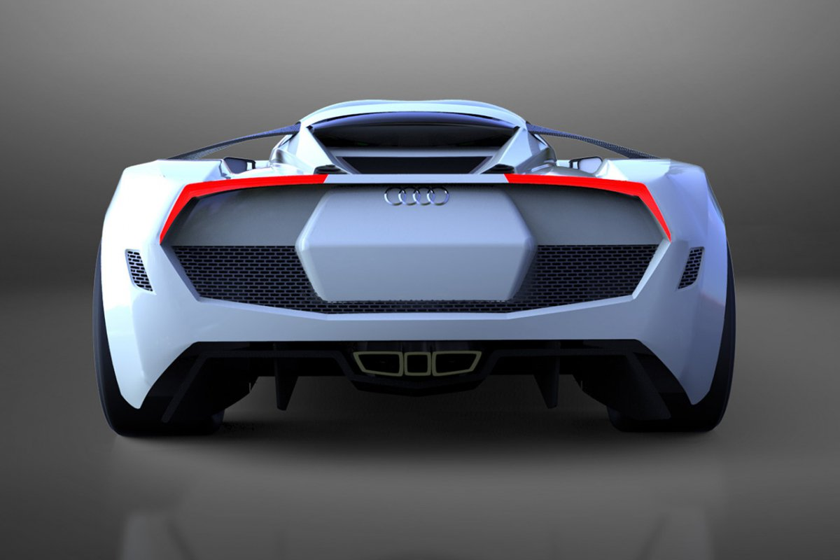 Top 10 Fastest Cars >> 2019 Audi R10, The New Hypercar Concept From Audi