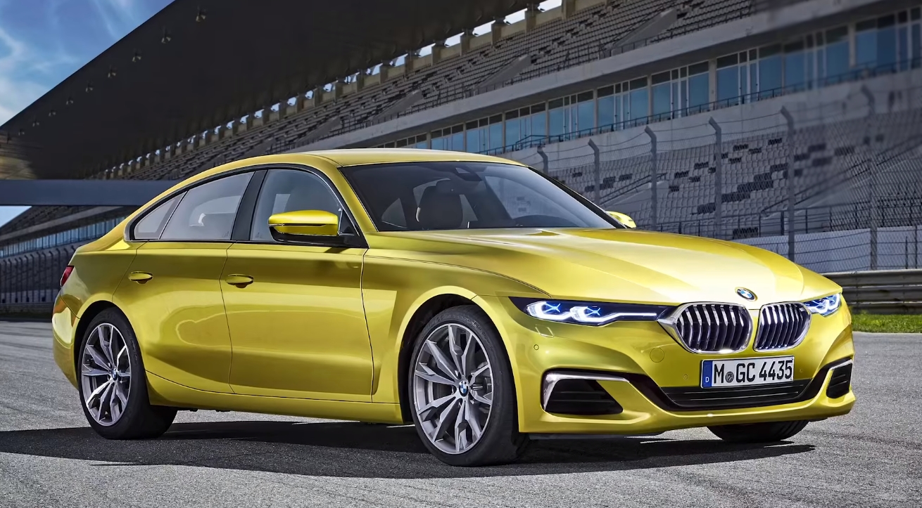 2018 Bmw 4 Series Gran Coupe Intelligent Interface Project