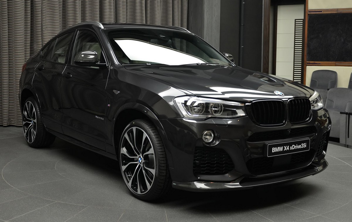 bmw x4 with m performance and 3d design parts. Black Bedroom Furniture Sets. Home Design Ideas