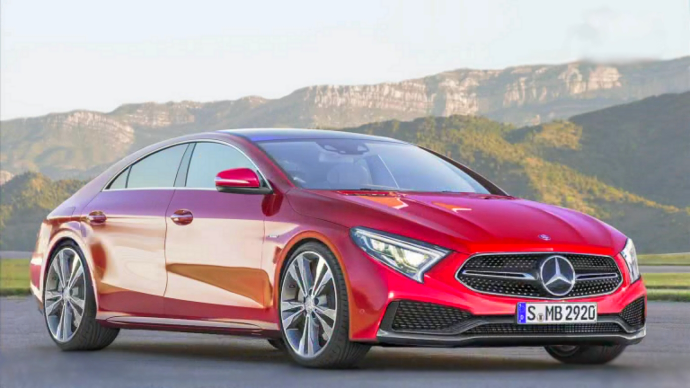 the 2018 mercedes cls amg the third generation