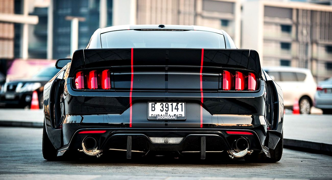 Ford Mustang Gt Wide Aero Kit By Simon Motorsport