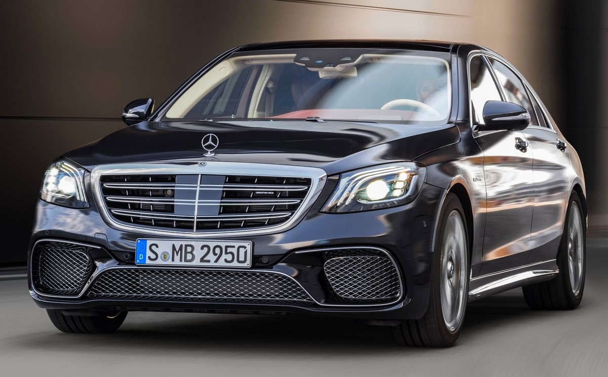 mercedes benz reveals the 2018 s class s63 s65 maybach rh autonews mag com