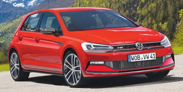 2019 volkswagen golf 8 new pictures revealed. Black Bedroom Furniture Sets. Home Design Ideas