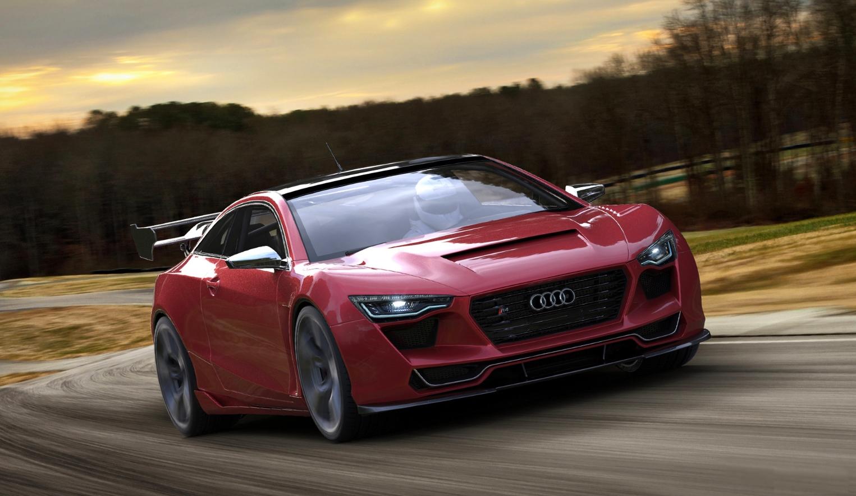 Audi R4 Moreover Audi R8 Cars Also Porsche Concept E