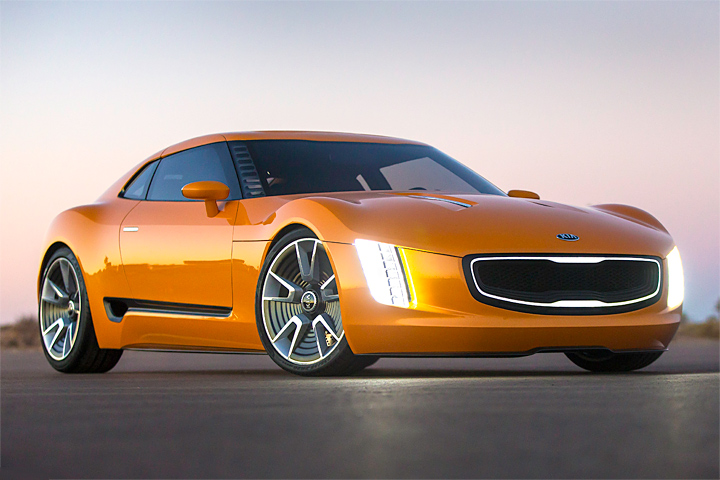 Kia Gt Sedan And Stinger Coupe Rumored For 2018